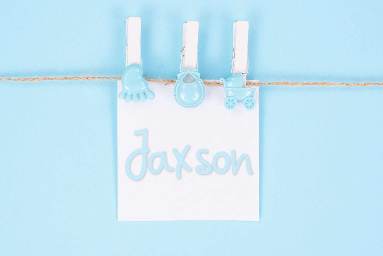Jaxson Baby Name