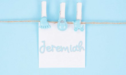 Jeremiah: Boys Baby Name Meaning