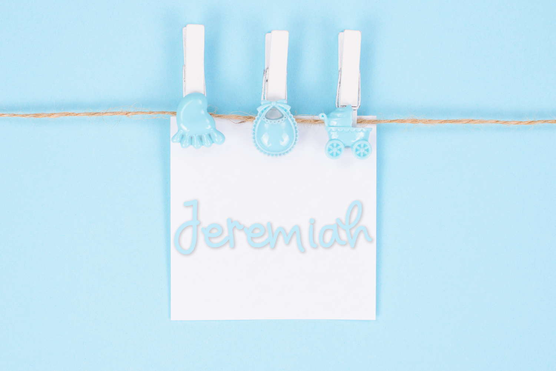 Jeremiah Baby Name