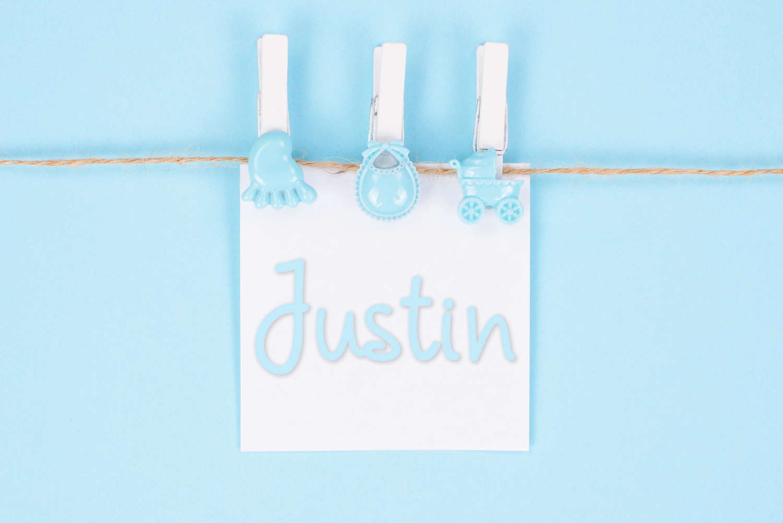 Justin Baby Name