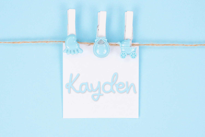Kayden Baby Name