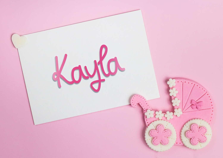 Kayla Baby Name