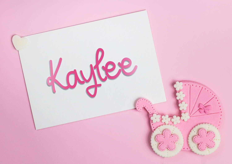 Kaylee Baby Name