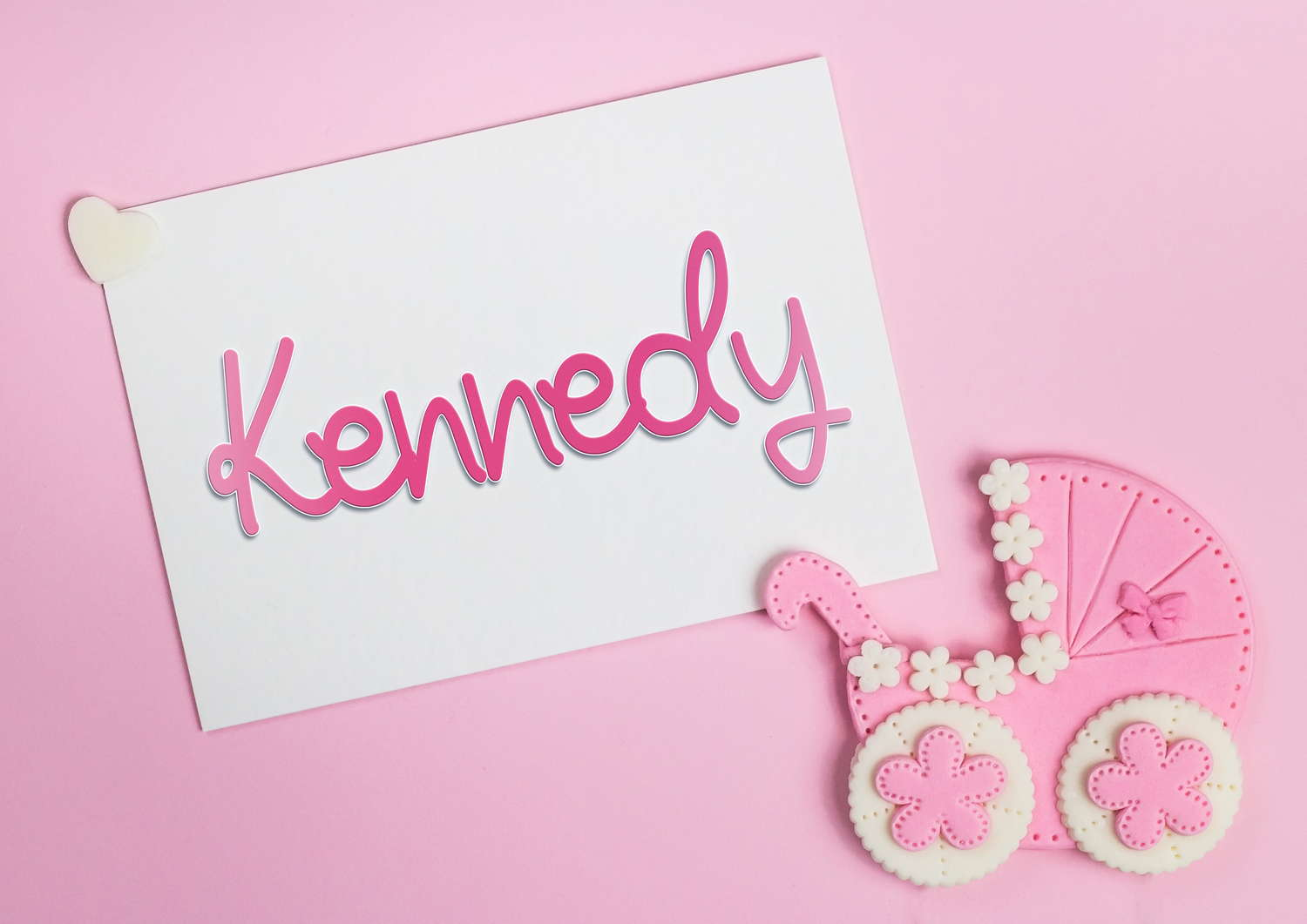 Kennedy Baby Name