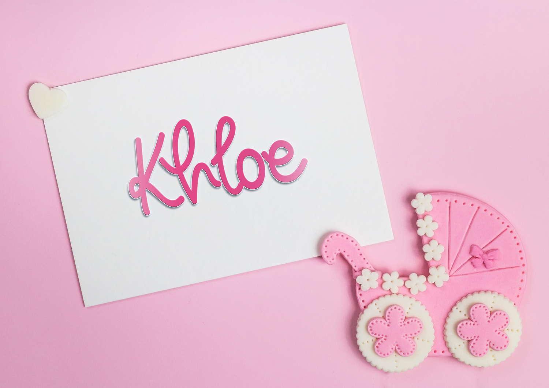 Khloe Baby Name