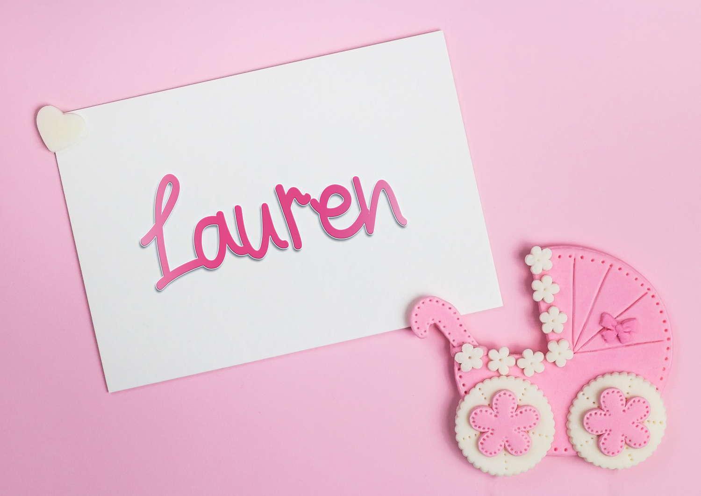 Lauren Baby Name