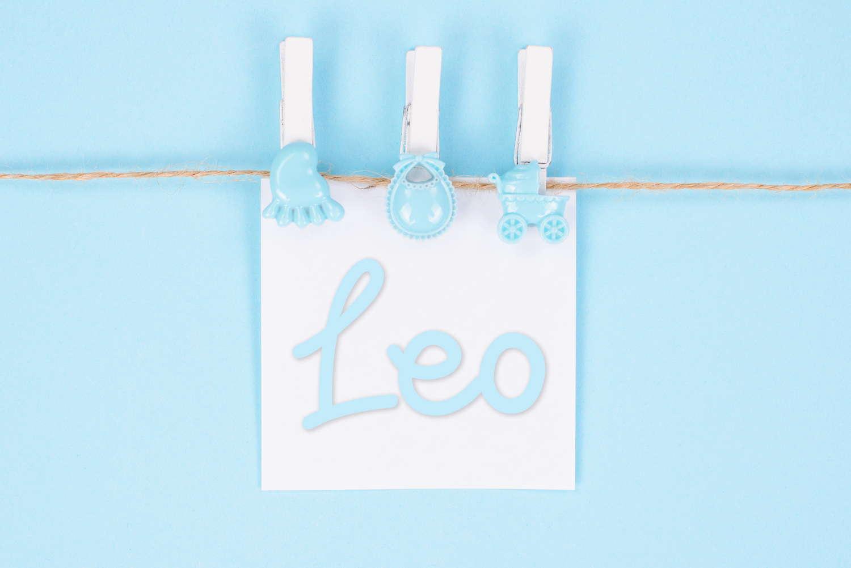 Leo Baby Name