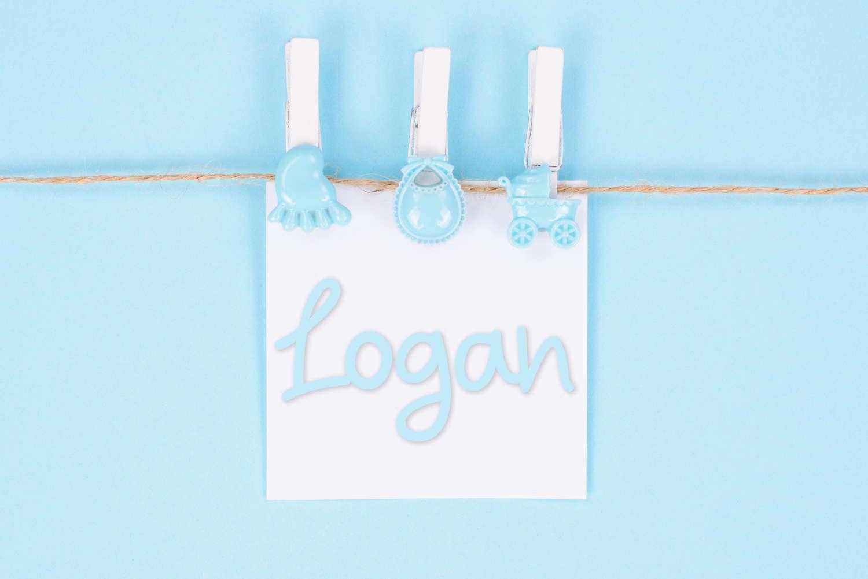 Logan Baby Name