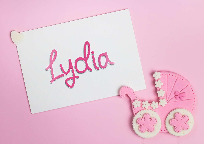 Lydia Baby Name