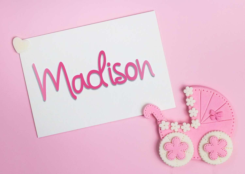 Madison Baby Name