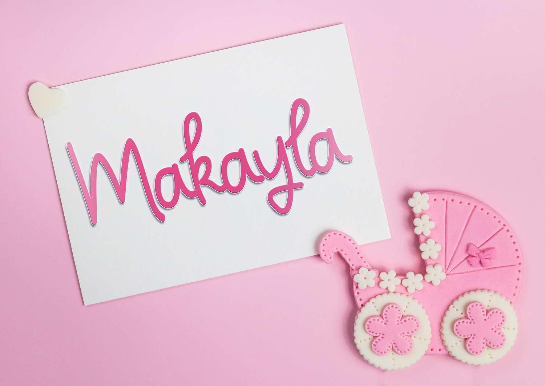 Makayla Baby Name