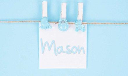 Mason: Boys Baby Name Meaning