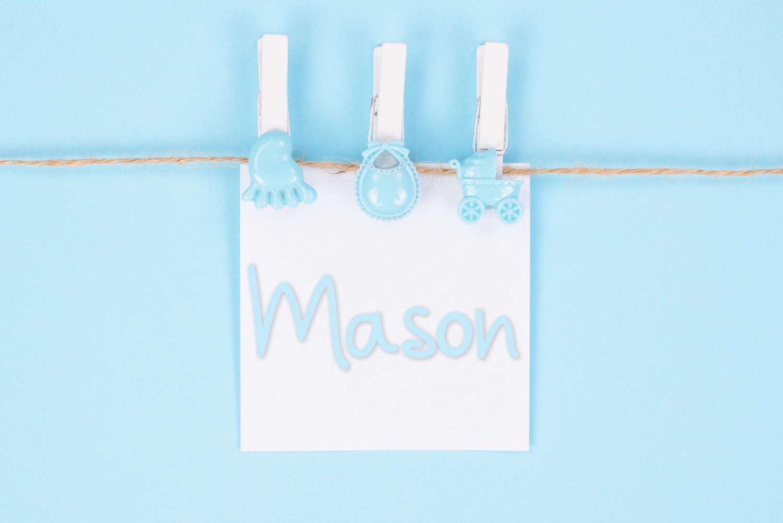 Mason Baby Name