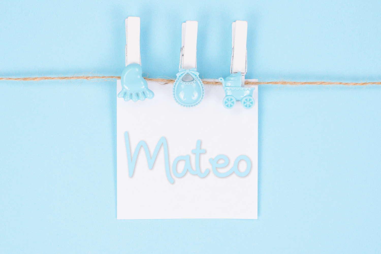 Mateo Baby Name
