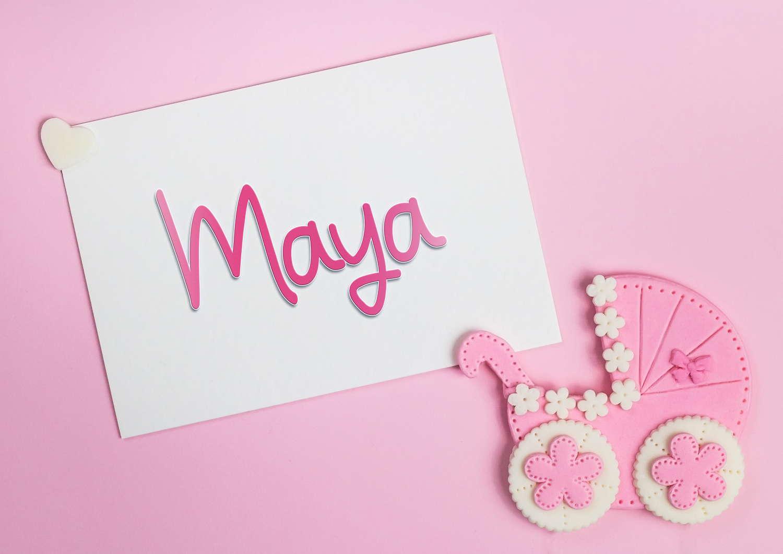Maya Baby Name