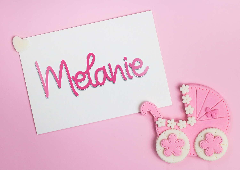 Melanie Baby Name