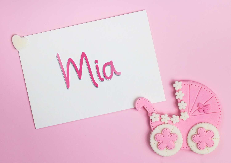 Mia Baby Name