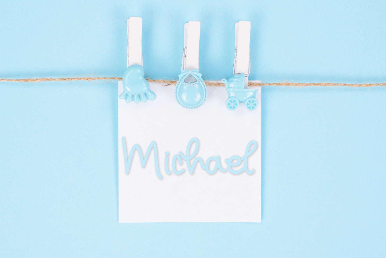 Michael Baby Name