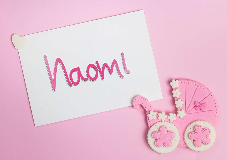 Naomi Baby Name