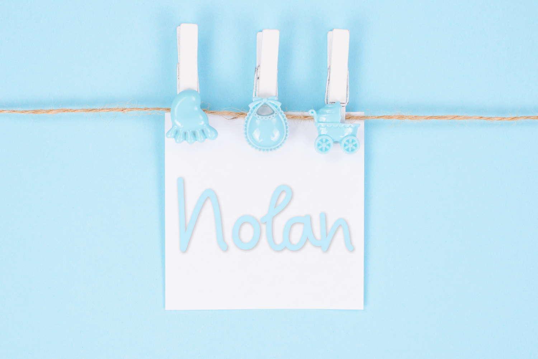 Nolan Baby Name