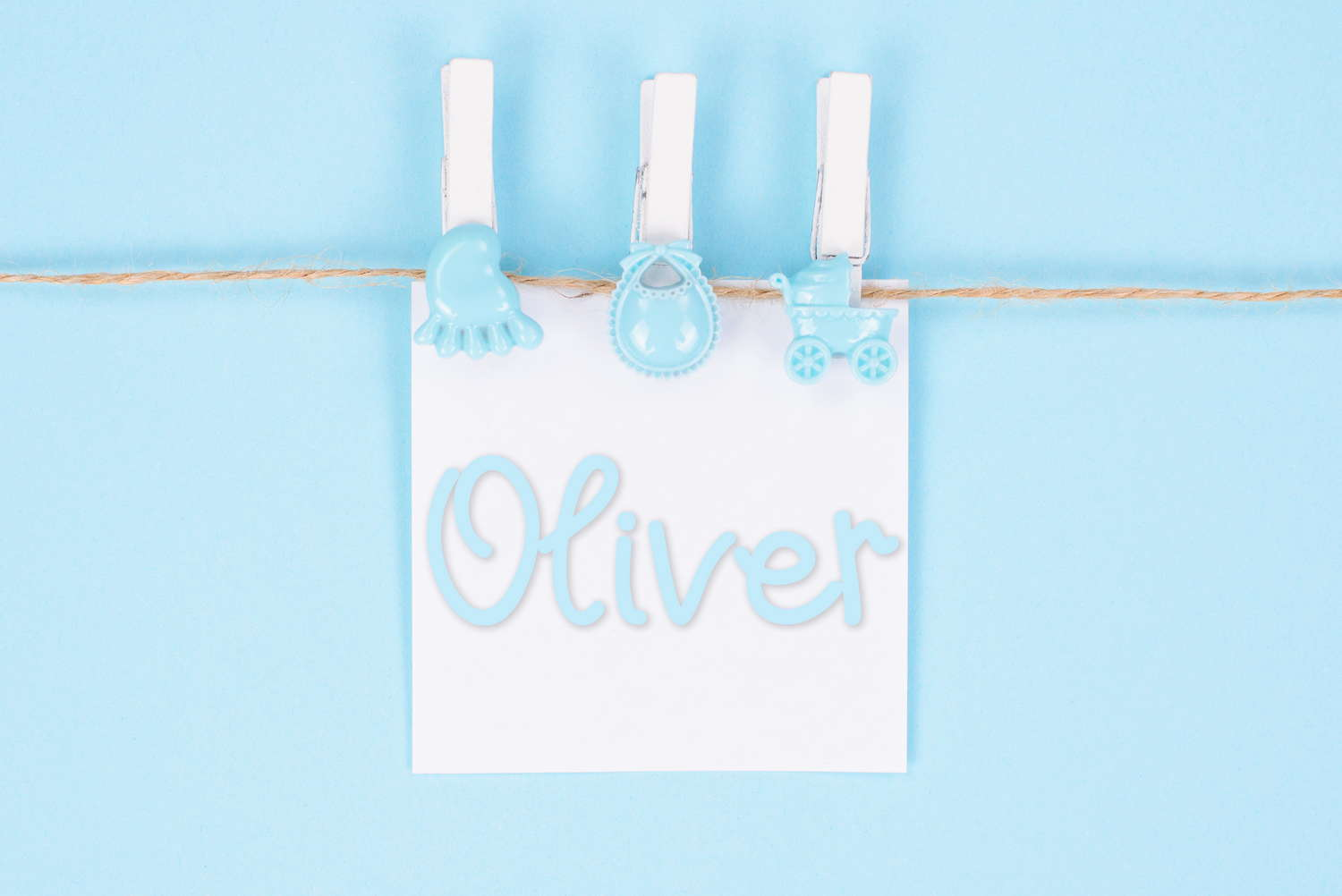 Oliver Baby Name