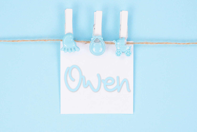 Owen Baby Name
