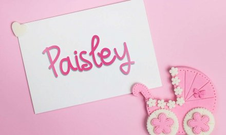 Paisley: Girls Baby Name Meaning