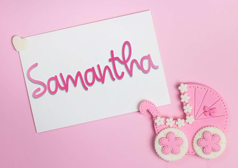 Samantha Baby Name