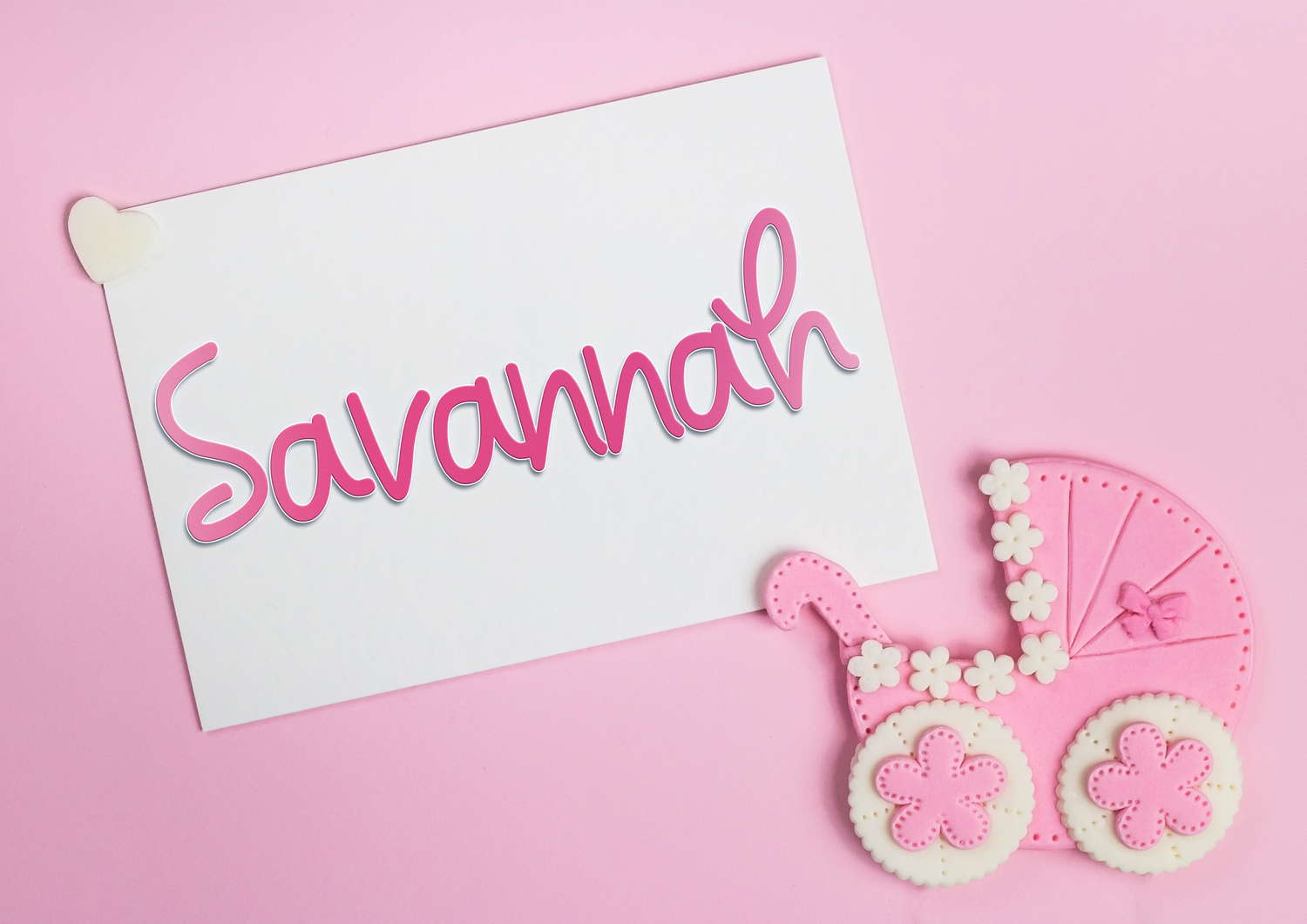 Savannah Baby Name