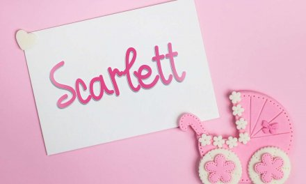 Scarlett: Girls Baby Name Meaning