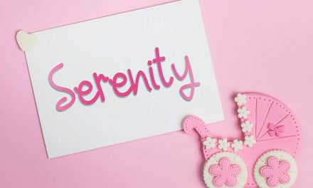 Serenity: Girls Baby Name Meaning