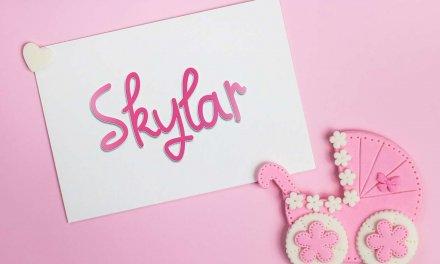 Skylar: Girls Baby Name Meaning