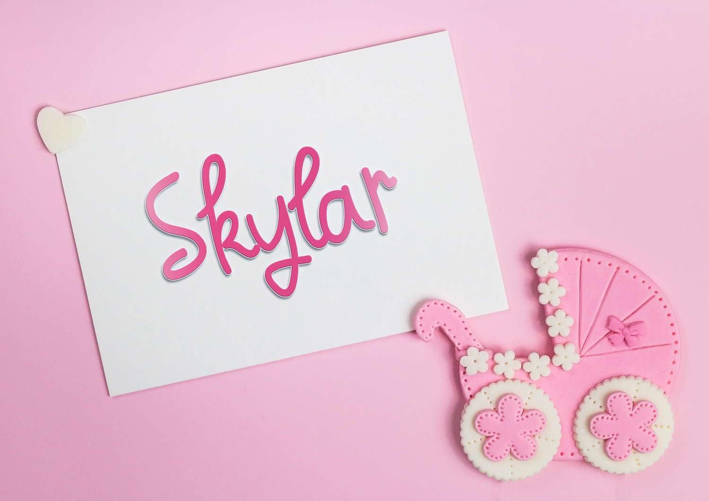 Skylar Baby Name