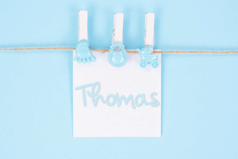 Thomas Baby Name