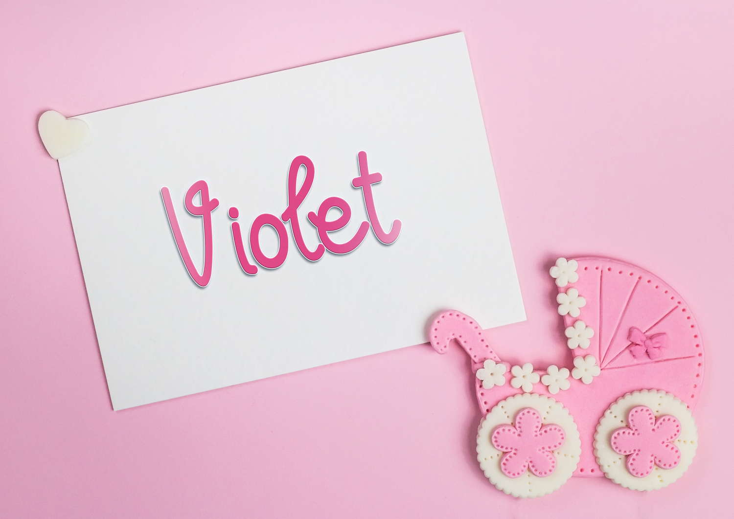 Violet Baby Name
