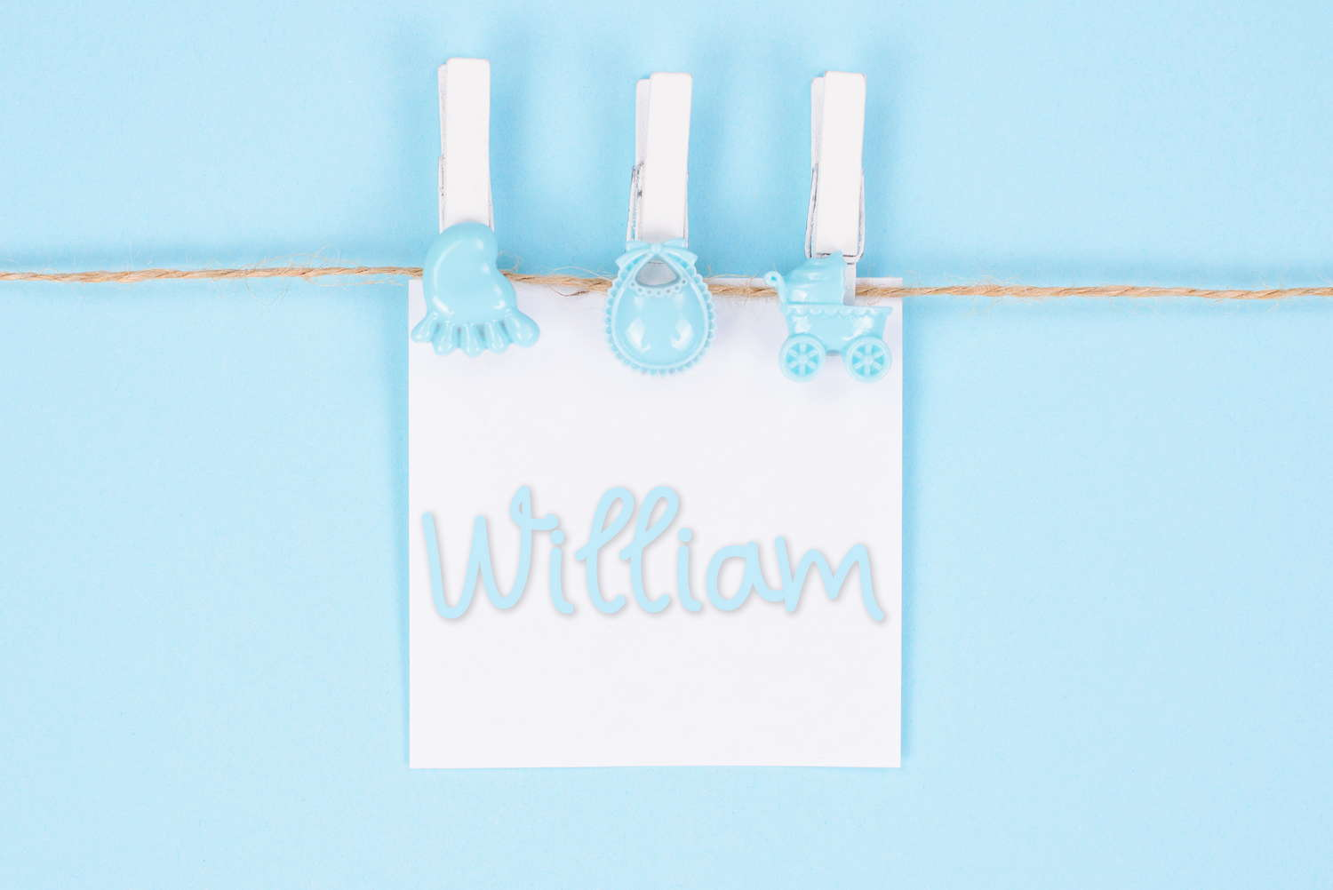 William Baby Name