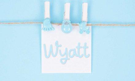 Wyatt: Boys Baby Name Meaning