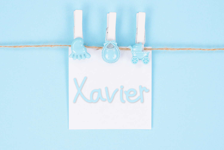Xavier Baby Name