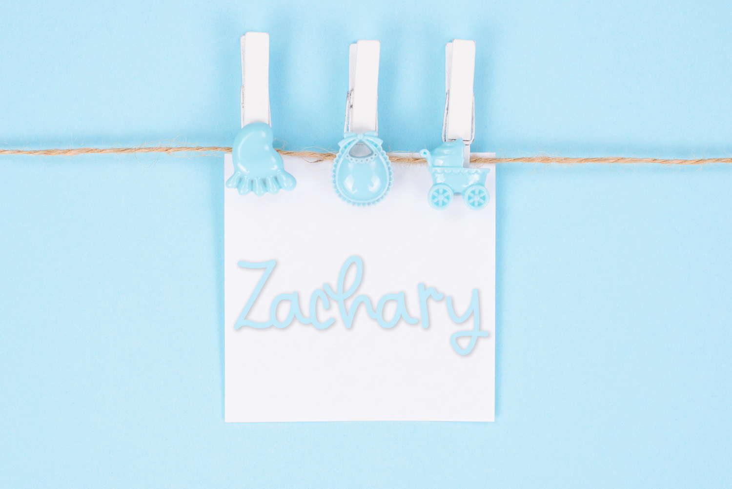 Zachary Baby Name