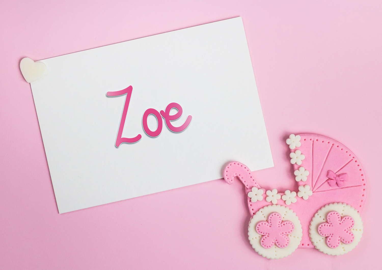Zoe Baby Name
